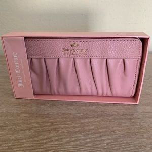 NWT Juicy Couture Blush Light Pink Wallet